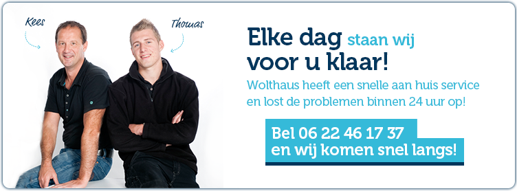 Het team van Wolthaus Witgoed in Katwijk.
